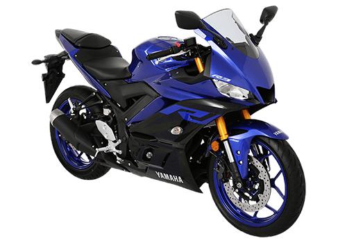 ยามาฮ่า Yamaha-YZF-R3 MY2018-ปี 2019