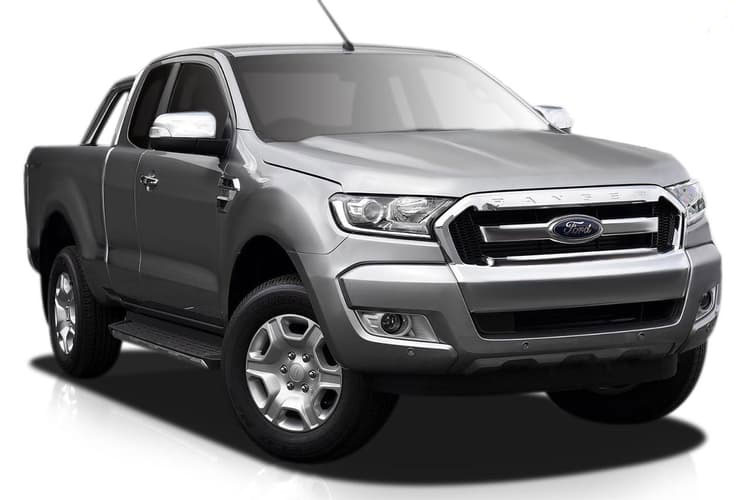ฟอร์ด Ford-Ranger Open Cab 2.0L Turbo Limited 4x4 6 MT MY18-ปี 2018