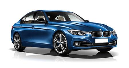 บีเอ็มดับเบิลยู BMW-Series 3 320d M Performance-ปี 2017