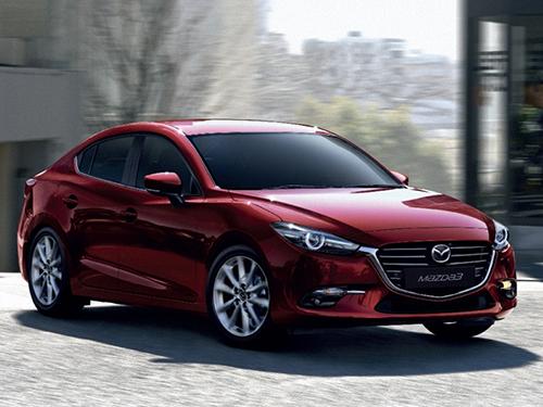 มาสด้า Mazda-3 2.0 S Sedan MY2018-ปี 2018