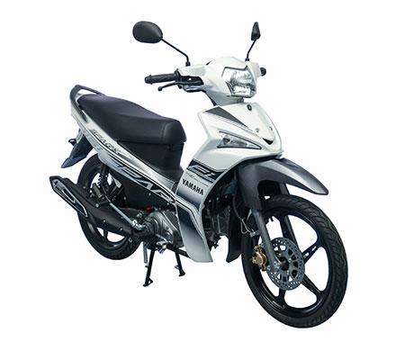 ยามาฮ่า Yamaha-Spark 115i 1FPF 2015-ปี 2015