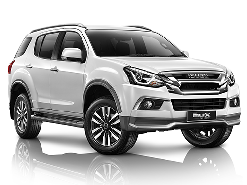 อีซูซุ Isuzu-MU-X The ICONIC 3.0 Ddi DA DVD Navi-ปี 2018