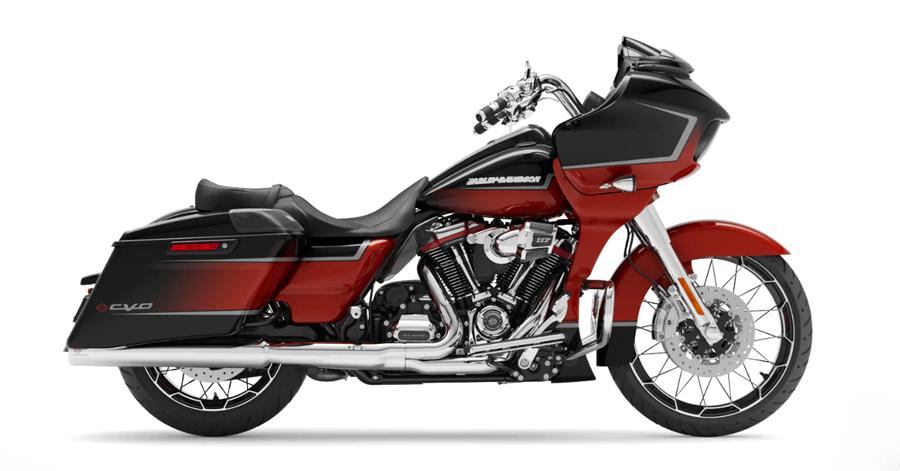Harley-Davidson CVO Road Glide ปี 2021 ราคา-สเปค-โปรโมชั่น
