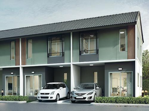 บ้านพฤกษา ลาดกระบัง - สุวรรณภูมิ 3 (Baan Pruksa Ladkrabang - Suvarnabhumi 3) ราคา-สเปค-โปรโมชั่น