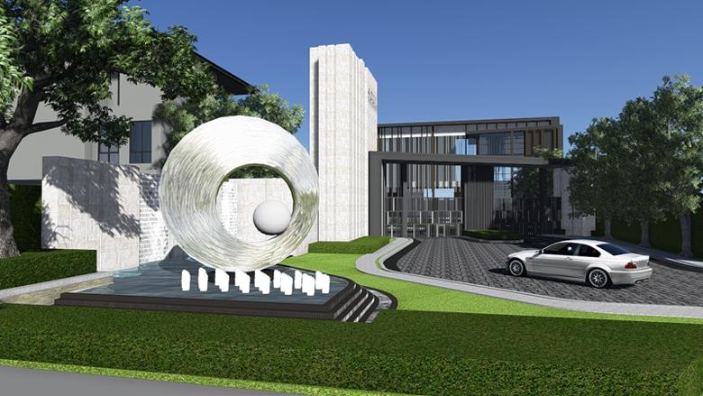 บ้านเอพี (ไทยแลนด์) AP โซล Logo