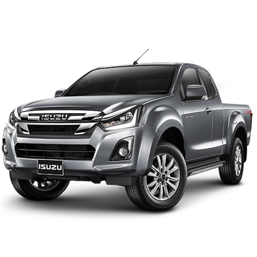 อีซูซุ Isuzu-D-MAX V-Cross 2D 4x4 3.0 Ddi Z DVD Blue Power M/T MY18-ปี 2018