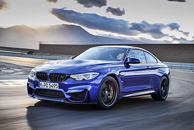 บีเอ็มดับเบิลยู BMW-M4 CS Coupe-ปี 2016