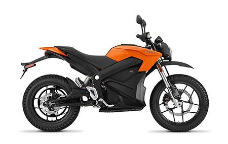 ซีโร มอเตอร์ไซค์เคิลส์ Zero Motorcycles-DS ZF 9.4-ปี 2014