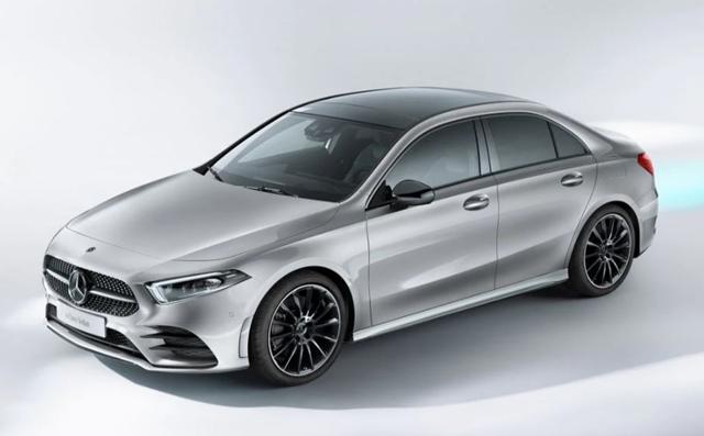 Mercedes-benz A-Class Logo