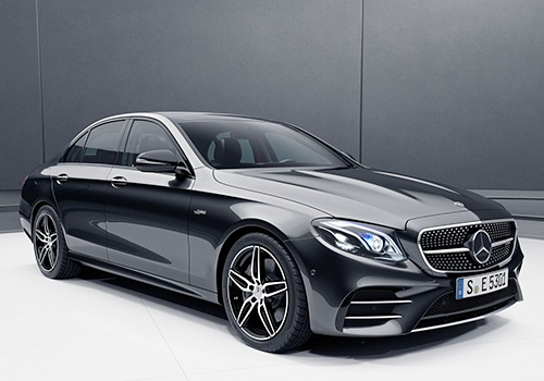 เมอร์เซเดส-เบนซ์ Mercedes-benz-AMG E 53 4MATIC+ (CKD)-ปี 2019