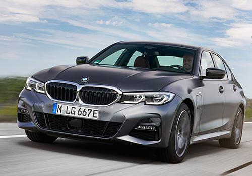 รถยนต์บีเอ็มดับเบิลยู BMW Series 3 Logo