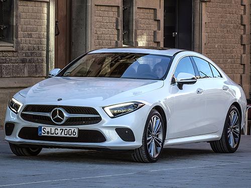 เมอร์เซเดส-เบนซ์ Mercedes-benz-CLS-Class CLS 300 d AMG Premium CKD-ปี 2018