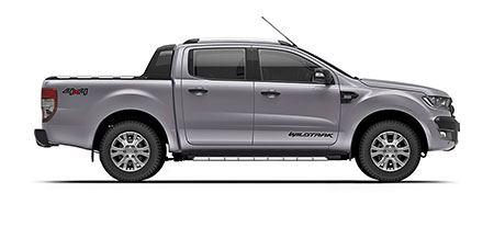 Ford Ranger Wildtrak Double Cab 2.2L HP 4x4 6AT ปี 2017