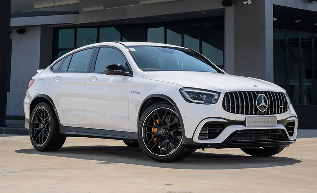 Mercedes-benz AMG GLC 63 S 4MATIC+ Coupe ปี 2019 ราคา-สเปค-โปรโมชั่น