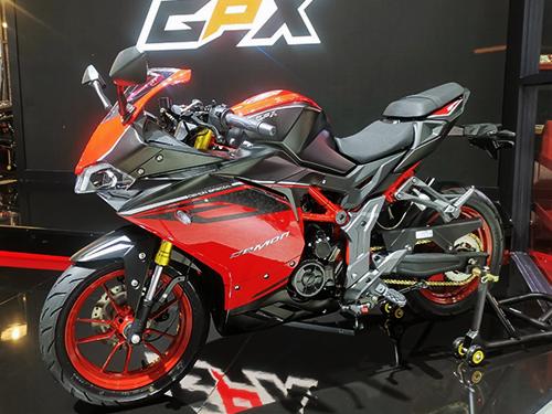 GPX Demon 150 GR SPECIAL ปี 2019 ราคา-สเปค-โปรโมชั่น