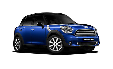 มินิ Mini-Countryman Cooper D Hightrim-ปี 2014