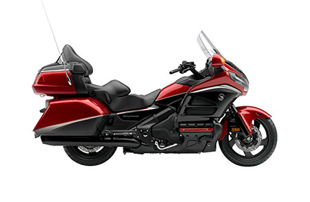 ฮอนด้า Honda-Goldwing GL 1800 40th Anniversary Edition-ปี 2014