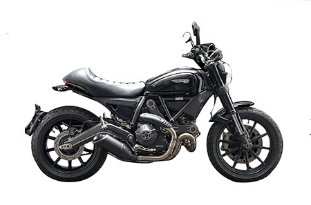 ดูคาติ Ducati-Scrambler Urban Warrior-ปี 2015