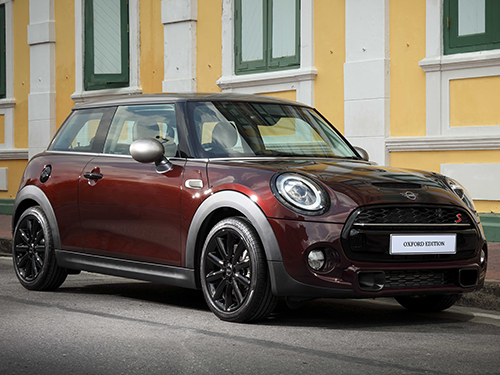 มินิ Mini-Hatch 3 Door Cooper S Oxford Edition-ปี 2018