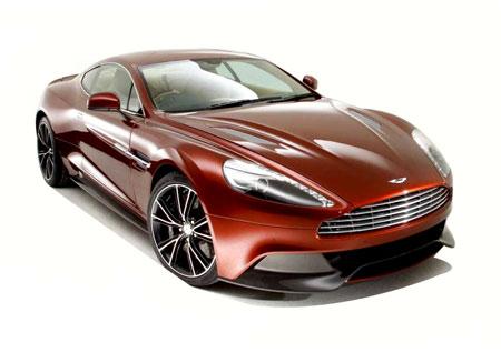 แอสตัน มาร์ติน Aston Martin-Vanquish Coupe-ปี 2013