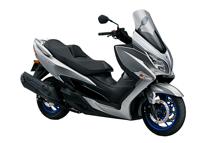 Suzuki Burgman 400 ABS ปี 2022 ราคา-สเปค-โปรโมชั่น