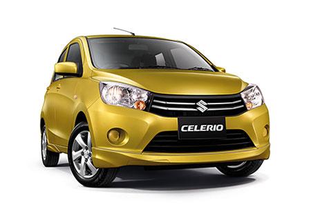 ซูซูกิ Suzuki-Celerio GX CVT-ปี 2014