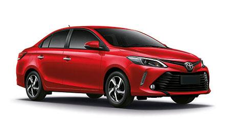 โตโยต้า Toyota-Vios 1.5 S CVT-ปี 2017