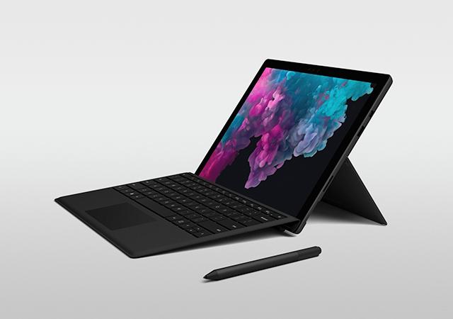 Microsoft Surface Pro 6 Core i5, 8GB/256BG ราคา-สเปค-โปรโมชั่น