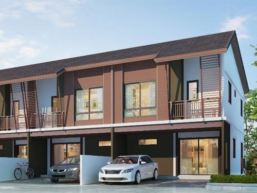 บ้านพฤกษา ไพร์ม ลาดกระบัง - สุวรรณภูมิ (Baan Pruksa Prime Ladkrabang - Suvarnabhumi) ราคา-สเปค-โปรโมชั่น
