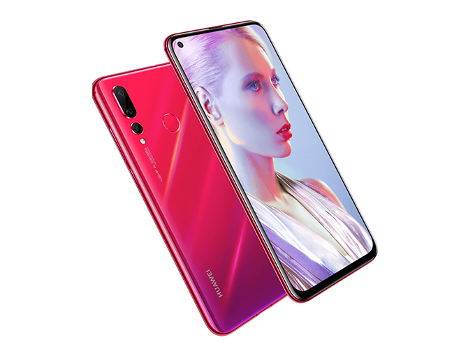 Huawei Nova 4 ราคา-สเปค-โปรโมชั่น