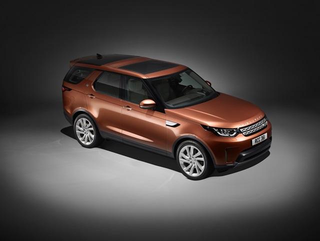 Land Rover Discovery TD6 3.0 SE MY17 ปี 2017 ราคา-สเปค-โปรโมชั่น