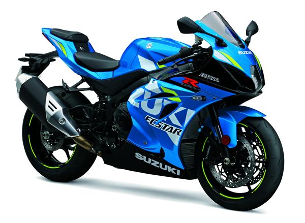 Suzuki GSX-R 1000 ปี 2021 ราคา-สเปค-โปรโมชั่น