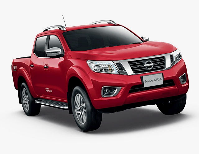 นิสสัน Nissan-Navara Double Cab 4WD VL 7AT 18MY-ปี 2018