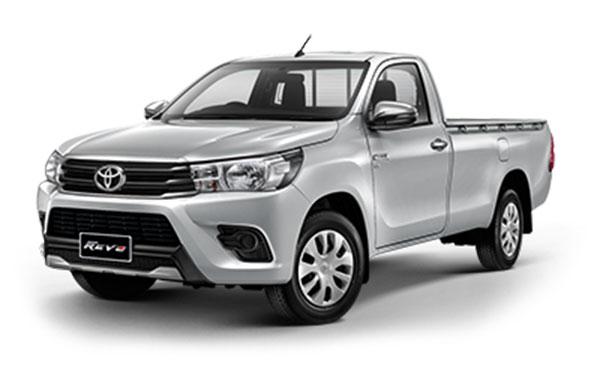 โตโยต้า Toyota-Revo Standard Cab 2.8J Plus-ปี 2017