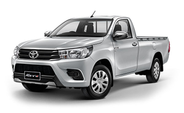 Toyota Revo Standard Cab 2.8J Plus ปี 2017 ราคา-สเปค-โปรโมชั่น