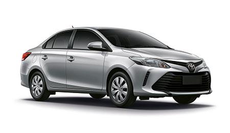 โตโยต้า Toyota-Vios 1.5 J CVT-ปี 2017