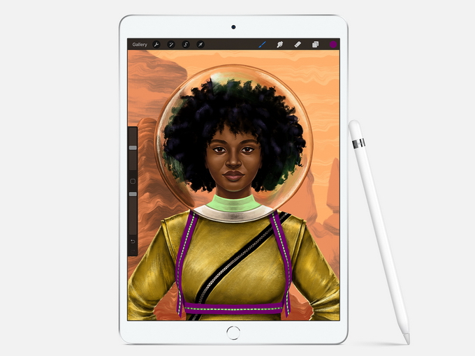 APPLE iPad Air Logo