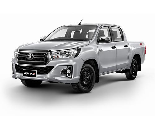 โตโยต้า Toyota-Revo Double Cab 4x2 2.4J Plus-ปี 2019