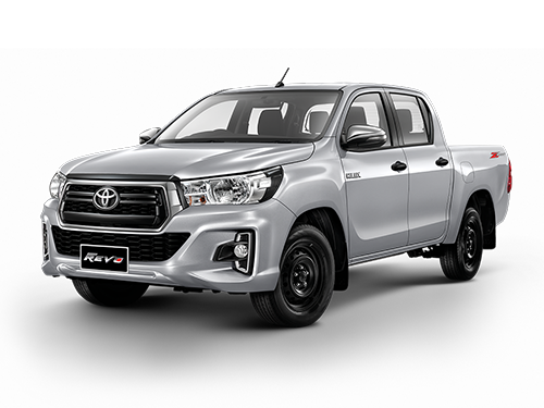 Toyota Revo Double Cab 4x2 2.4J Plus ปี 2019 ราคา-สเปค-โปรโมชั่น