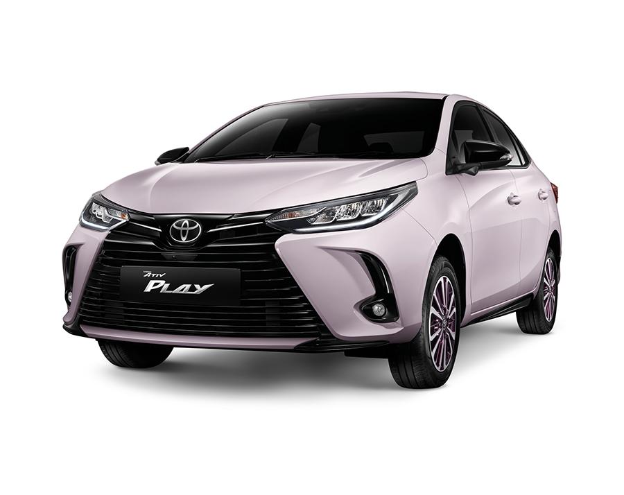 Toyota Yaris ATIV Play Sport Premium ปี 2021 ราคา-สเปค-โปรโมชั่น