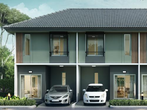 บ้านพฤกษา เทพารักษ์-เมืองใหม่ฯ โครงการ 2 (Baan Pruksa Theparak - Muangmai 2) ราคา-สเปค-โปรโมชั่น