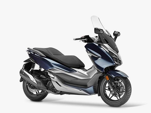 ฮอนด้า Honda-Forza 300 MY18-ปี 2018