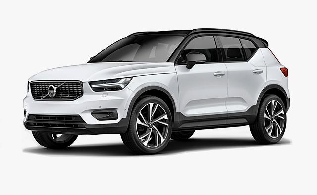 วอลโว่ Volvo-XC40 T5 AWD Inscription-ปี 2020