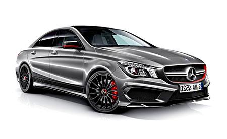 เมอร์เซเดส-เบนซ์ Mercedes-benz-AMG CLA 45 AMG 4Matic-ปี 2014