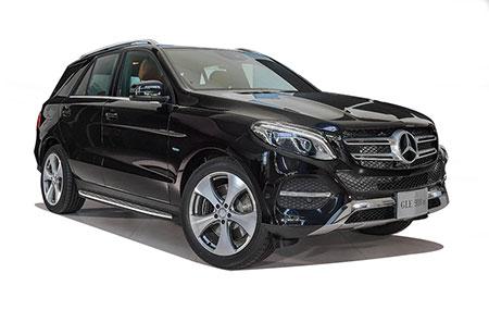 เมอร์เซเดส-เบนซ์ Mercedes-benz GLE-Class GLE 500 e 4MATIC Exclusive ปี 2016