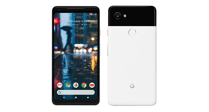 Google Pixel 2 ทุกรุ่นย่อย