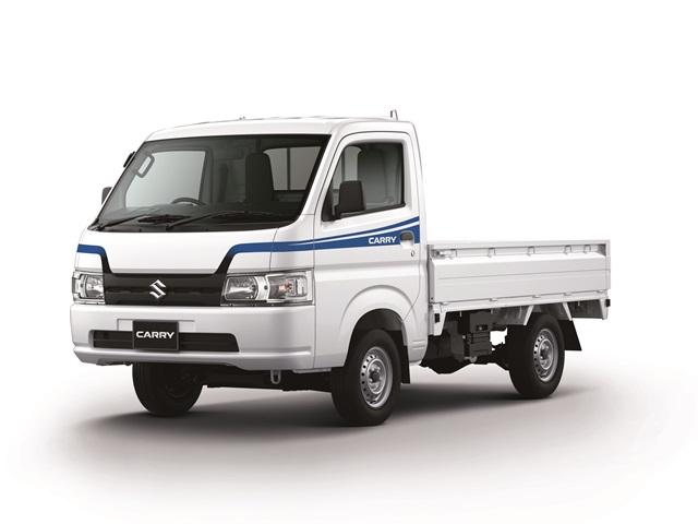 Suzuki Carry MY2019 ปี 2019 ราคา-สเปค-โปรโมชั่น