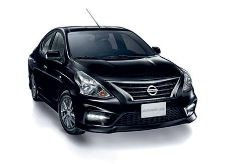 นิสสัน Nissan-Almera VL Sportech-ปี 2014