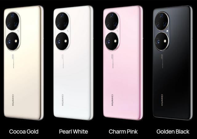Huawei P 50 Pro (8GB/128GB) ราคา-สเปค-โปรโมชั่น