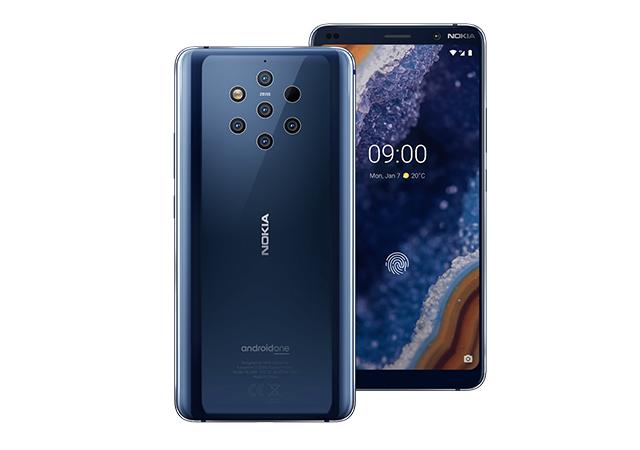 Nokia 9 PureView Logo